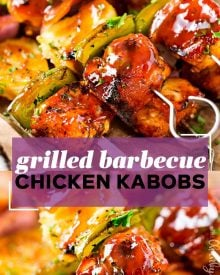 pin image for grilled chicken kabobs