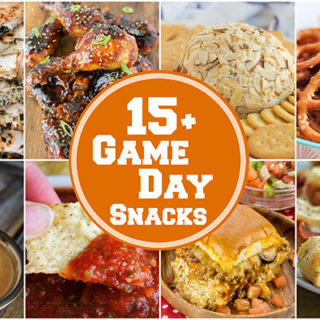 Mouthwatering Game Day Snacks  Whether you're having a big party, or watching the game with family, you'll want some awesome game day snacks!   #game #party #appetizers