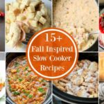 Fall Inspired Slow Cooker Recipe Collection
