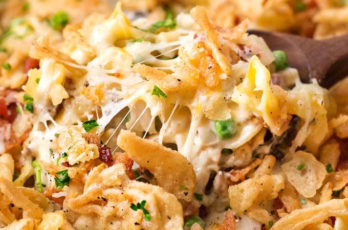 Keto Casserole Recipes Veggies