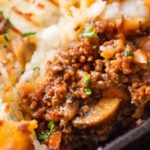 One Skillet Beef Shepherd's Pie Recipe