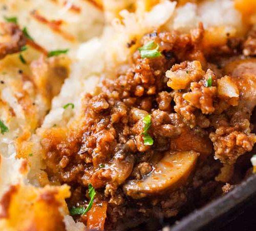 Ultimate Beef Shepherd S Pie The Chunky Chef