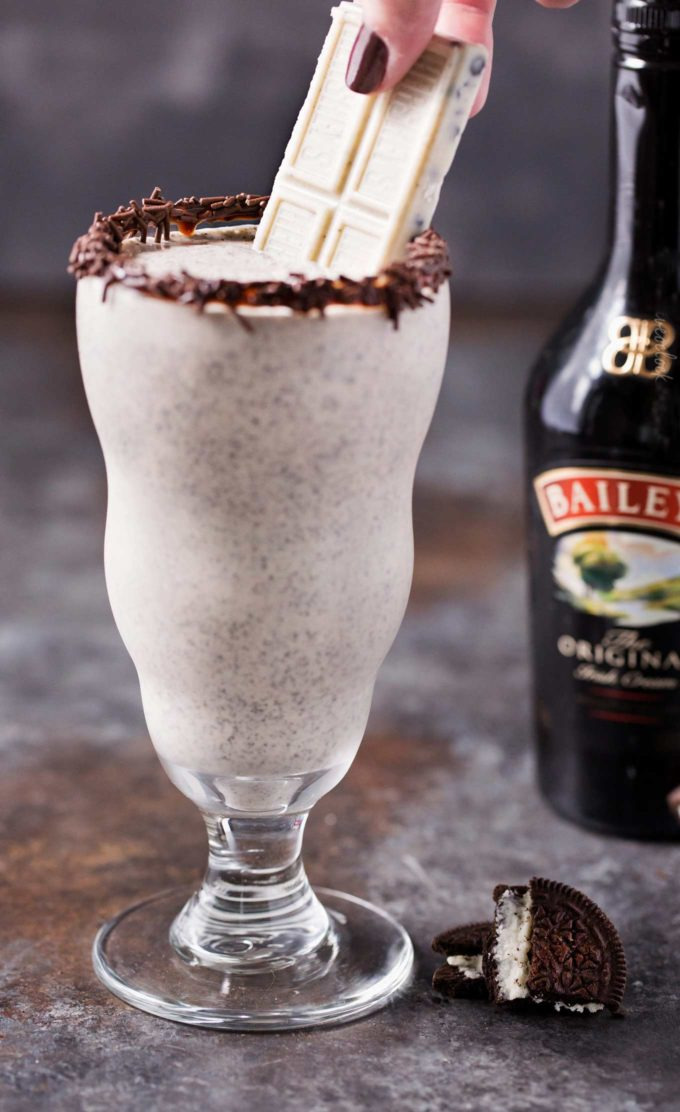 Alcoholic Drink That Taste Like Chocolate Milkshake