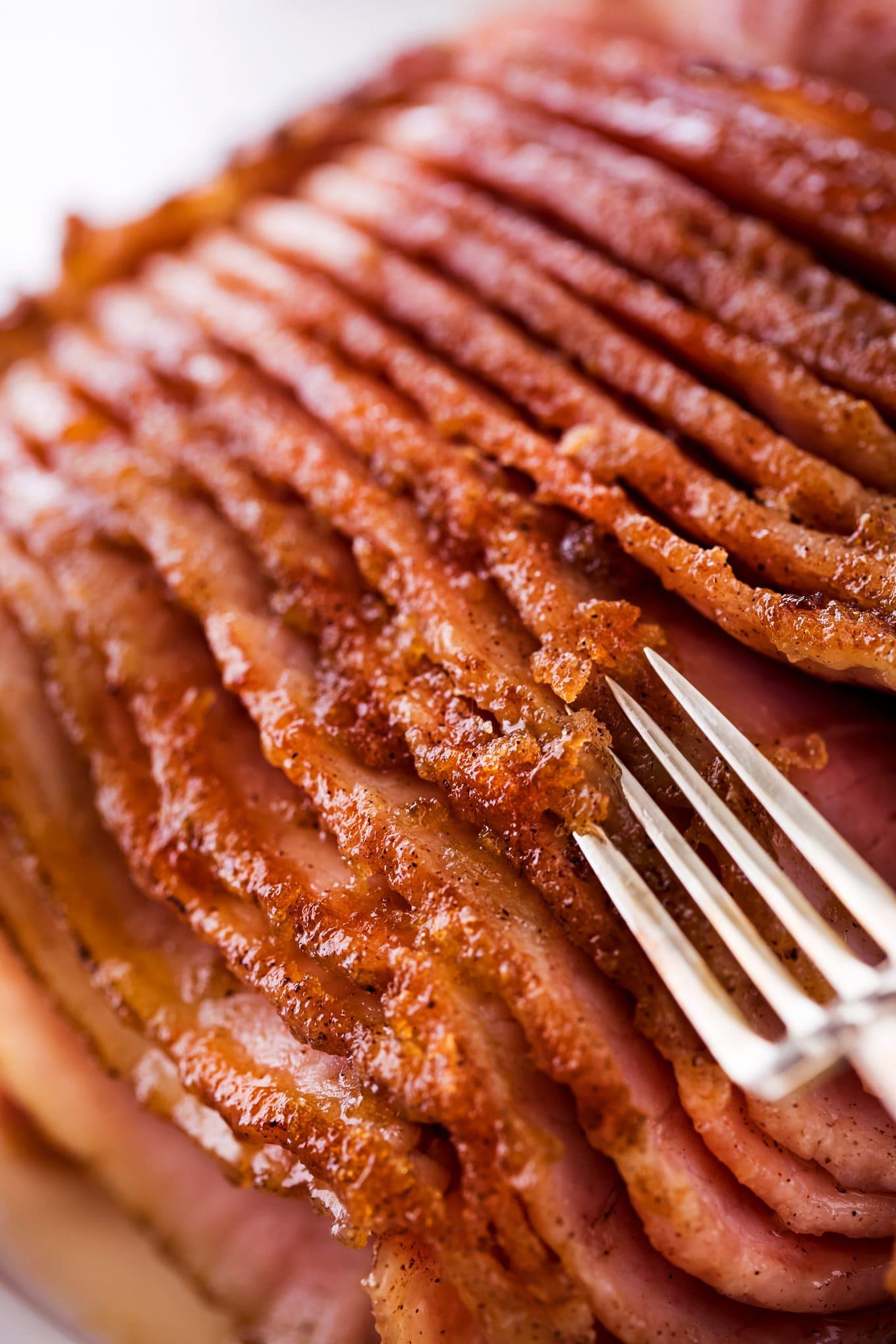Copycat Honey Baked Ham Recipe Holiday Recipe The Chunky Chef,Creamy Pesto Sauce Recipe