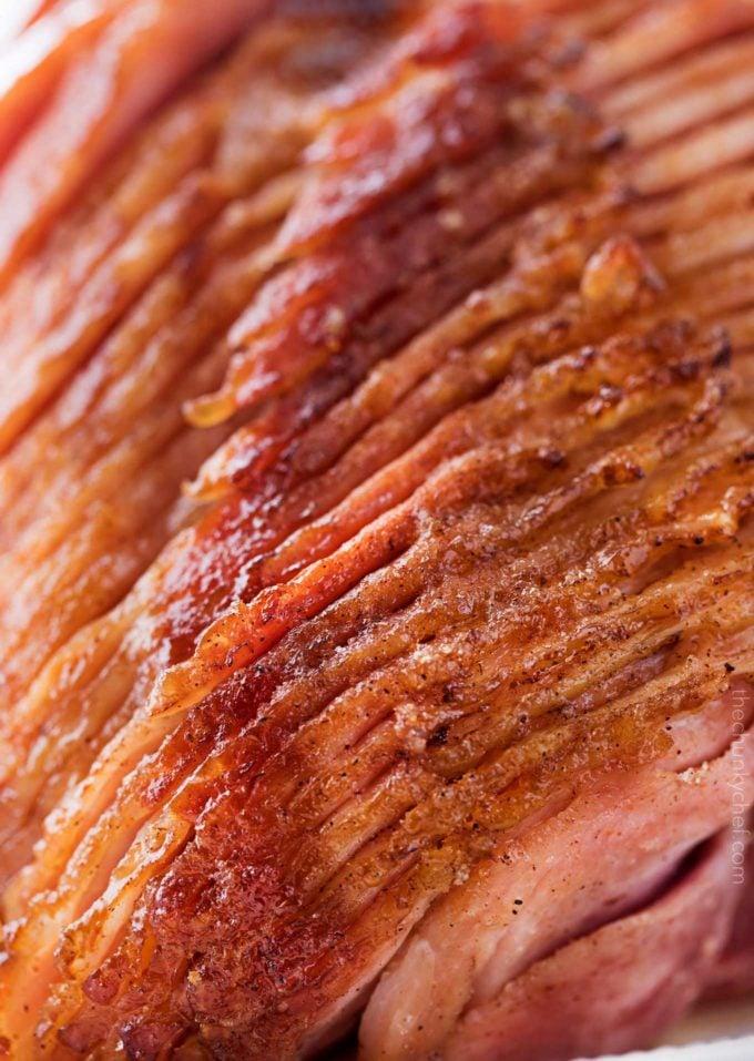 Easy Copycat Honeybaked Ham Recipe The Chunky Chef