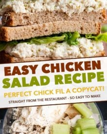 larger pin image for copycat chicken salad