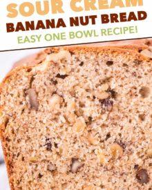 pin image for banana nut bread