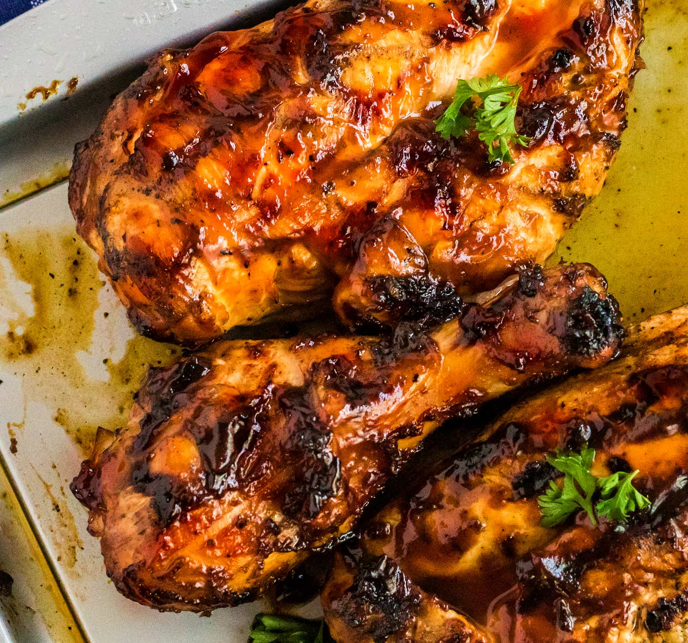 Grilled Bbq Chicken Family Favorite The Chunky Chef