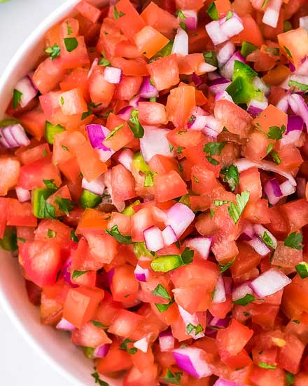 featured image for pico de gallo