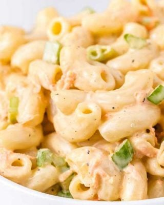 featured image for macaroni salad