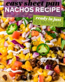 pin image for loaded nachos