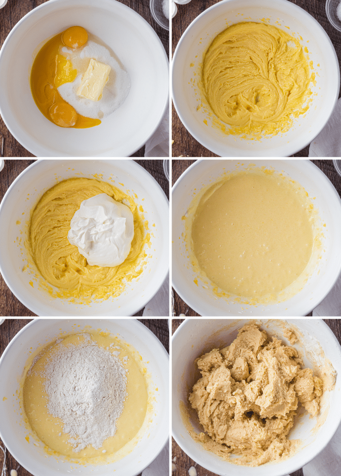 how to make old fashioned donut dough step by step