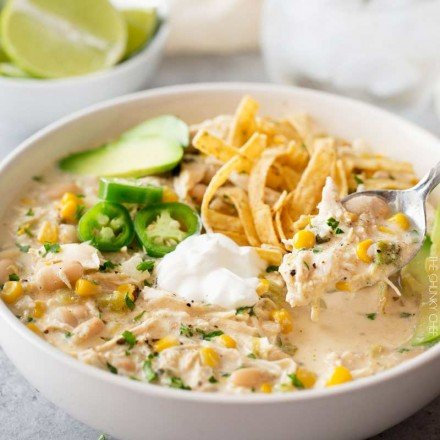 Review White Chicken Chili