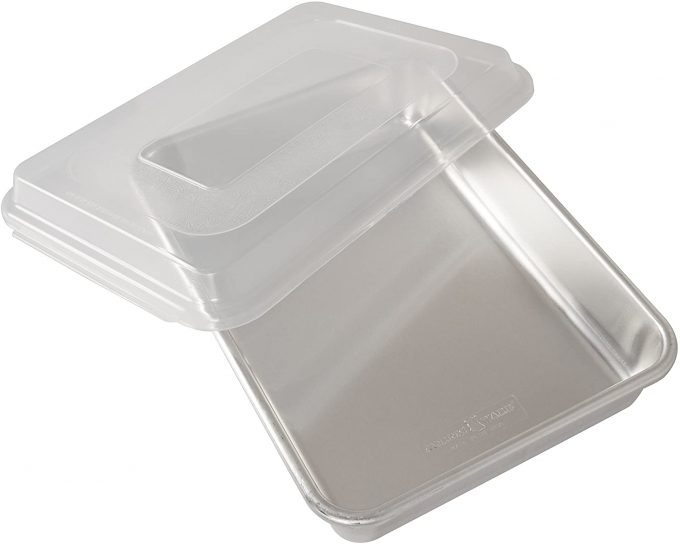 9x13 pan with lid